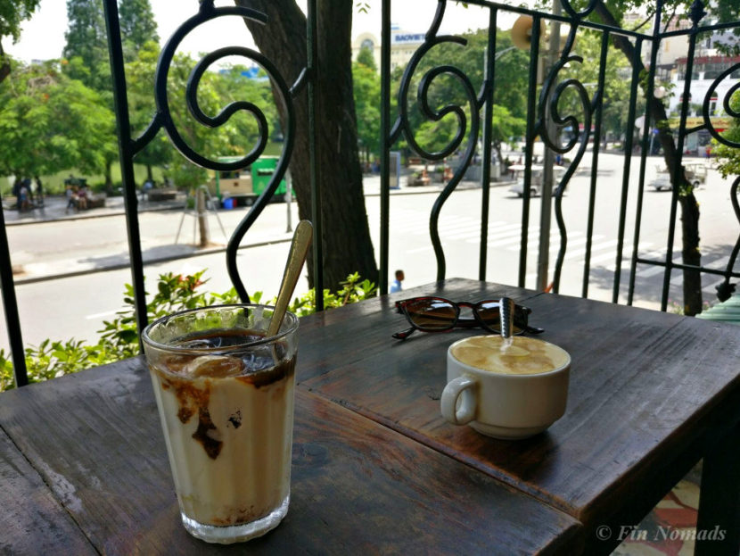 coffee tour Hanoi