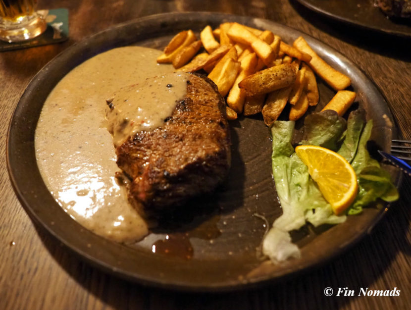 A Steak Restaurant With Great Value In Prague Fin Nomads